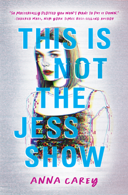 Cover for This Is Not the Jess Show
