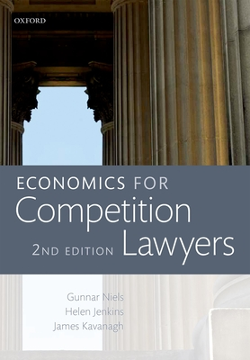 Economics for Competition Lawyers Cover Image
