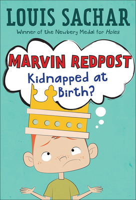 Kidnapped at Birth? (Marvin Redpost (Prebound) #1) Cover Image