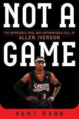 Cover for Not a Game