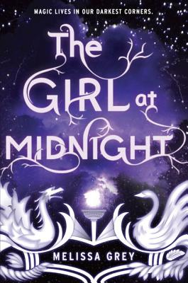 The Girl at Midnight Cover Image