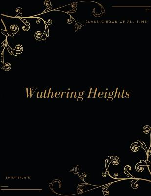 Wuthering Heights: Freedomread Classic Book Cover Image