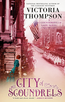 City of Scoundrels (A Counterfeit Lady Novel #3) Cover Image