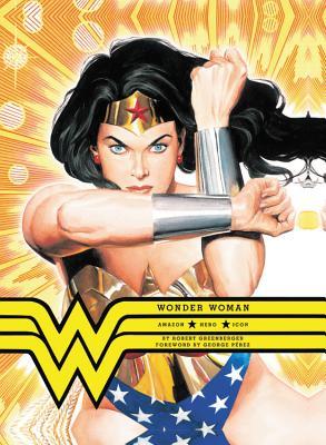 Wonder Woman: Amazon Hero Icon Cover Image