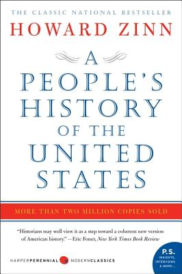 A People's History of the United States (Modern Classics) Cover Image