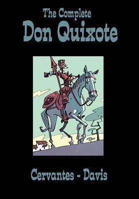 The Complete Don Quixote Cover Image