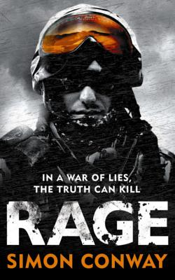 Cover for Rage