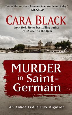 Murder in Saint-Germain (Aimee Leduc Investigation) Cover Image
