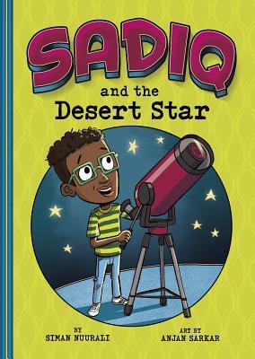 Sadiq and the Desert Star Cover Image