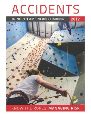 Accidents in North American Climbing 2019 Cover Image