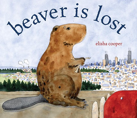 Beaver Is Lost Cover