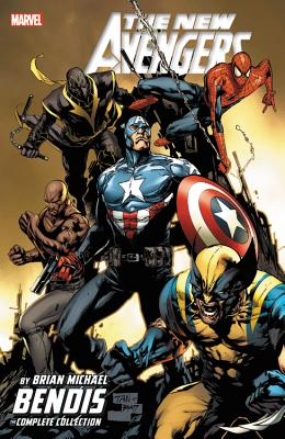 New Avengers by Brian Michael Bendis: The Complete Collection Vol. 4 Cover Image