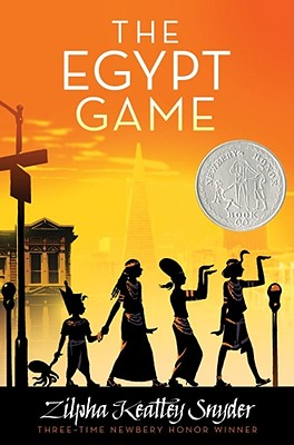 The Egypt Game Cover Image