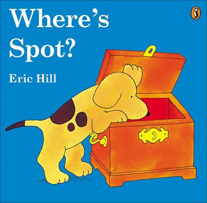 Where's Spot? (Spot (Prebound)) Cover Image