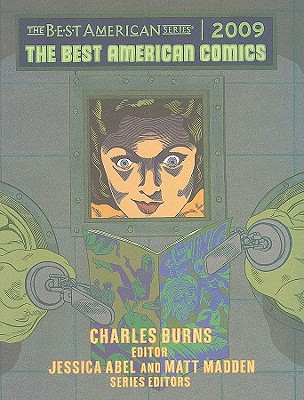 The Best American Comics 2009 Cover