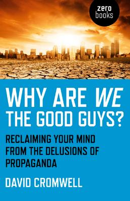 Cover for Why Are We the Good Guys?