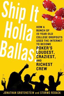 Ship It Holla Ballas! Cover
