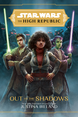 Star Wars The High Republic: Out of the Shadows Cover Image