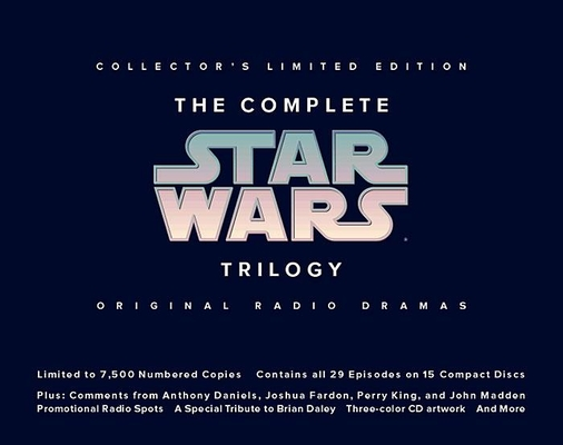 Star Wars: The Collector's Limited Edition Trilogy Cover Image