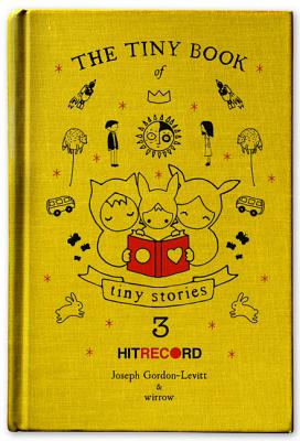 The Tiny Book of Tiny Stories: Volume 3 Cover Image