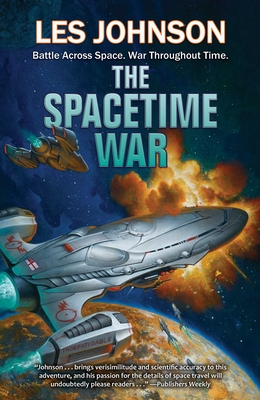 The  Spacetime War Cover Image