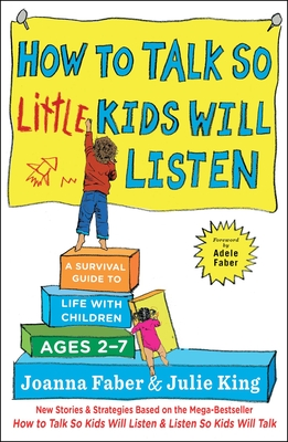 How to Talk So Little Kids Will Listen Cover