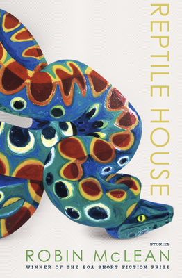 Reptile House Cover Image