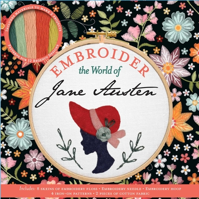 Embroider the World of Jane Austen Cover Image