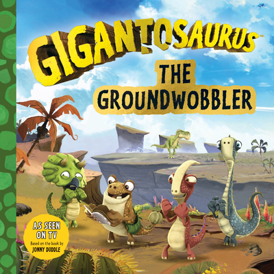 Cover for Gigantosaurus