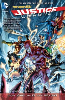 Justice League, Volume 2 Cover