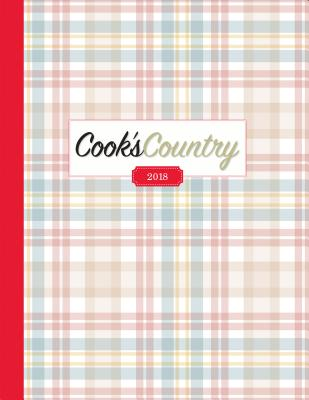 Cook's Country Magazine 2018 Cover Image