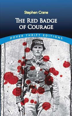 The Red Badge of Courage (Dover Thrift Editions) Cover Image