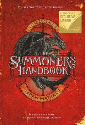 The Summoner's Handbook (The Summoner Trilogy) Cover Image