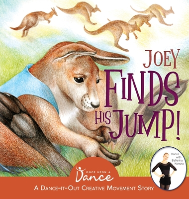 Joey Finds His Jump! Cover Image