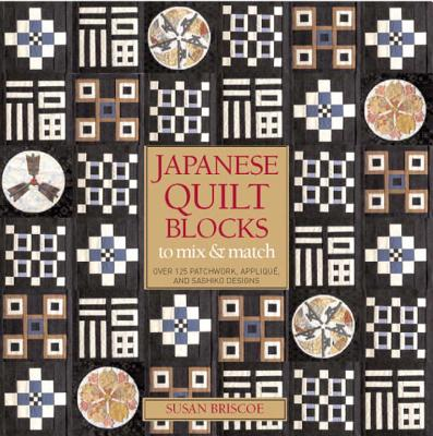 Japanese Quilt Blocks to Mix and Match Cover Image