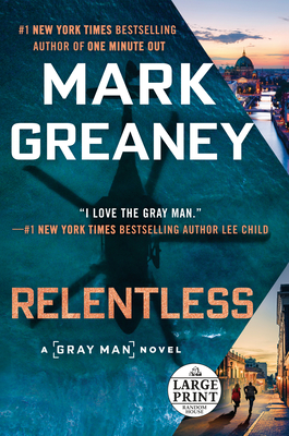 Relentless (Gray Man #10) Cover Image