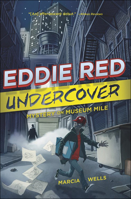 Cover for Mystery on Museum Mile (Eddie Red Undercover)