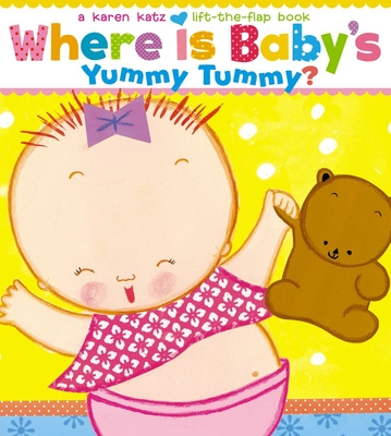 Where Is Baby's Yummy Tummy? Cover