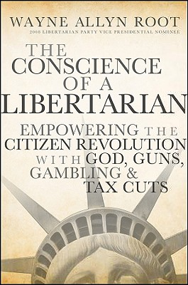 The Conscience of a Libertarian Cover