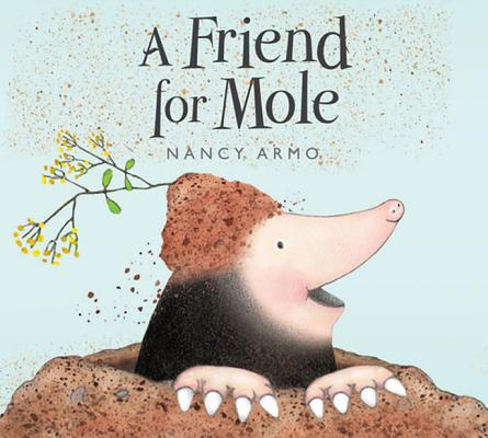 Cover for A Friend for Mole