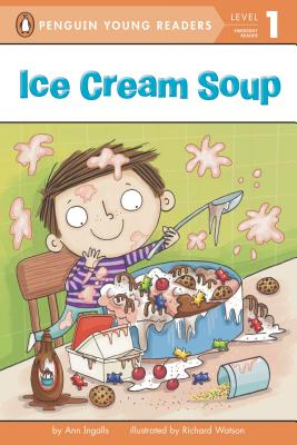 Ice Cream Soup Cover