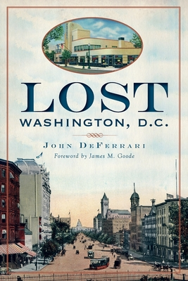Lost Washington, D.C. Cover Image