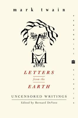 Letters from the Earth Cover