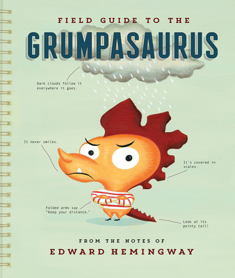 Field Guide to the Grumpasaurus Cover