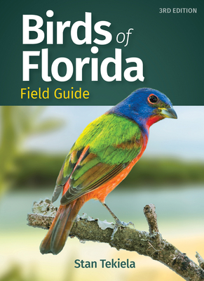Birds of Florida Field Guide (Bird Identification Guides) Cover Image