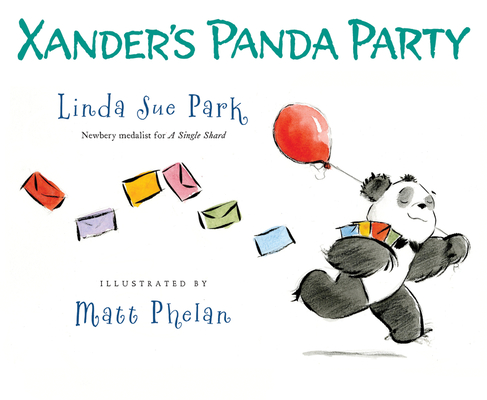 Xander's Panda Party Cover