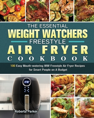 The Essential Weight Watchers Freestyle Air Fryer Cookbook Cover Image