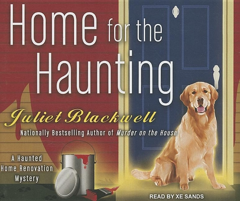 Home for the Haunting (Haunted Home Renovation #4) Cover Image