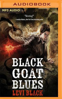 Cover for Black Goat Blues (Mythos War #2)