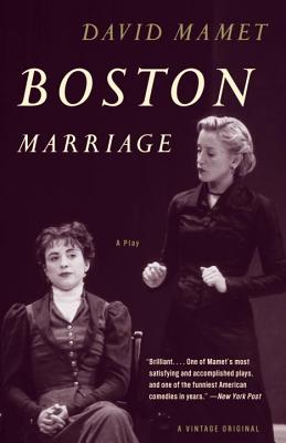 Boston Marriage Cover